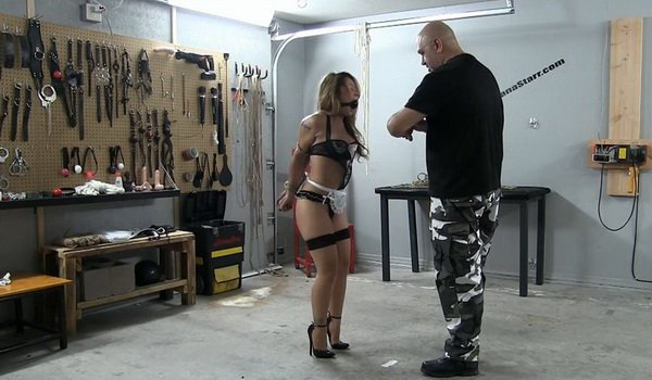 French maid tied up and gagged think, that