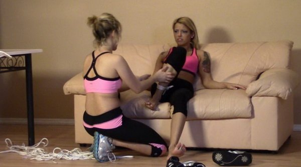 Lusterless Roommate Forced to Earn Her Keep, tape gag, BDSM at ...