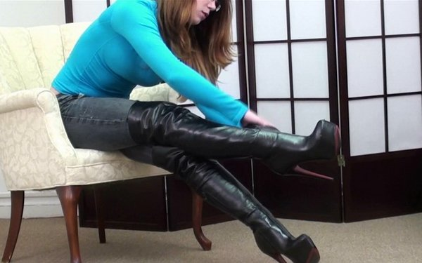 Penny-Jeans-Over-Knee-Boots-1-HD-WMV.wmv__