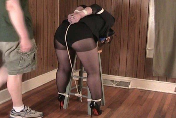 6 inch high heels black pump 4
