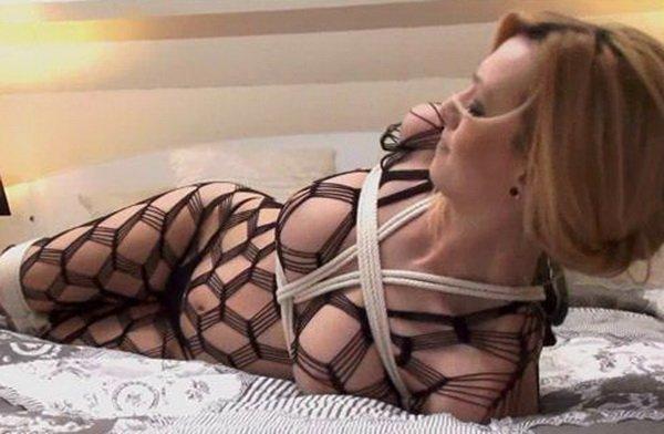 playmate-bondage