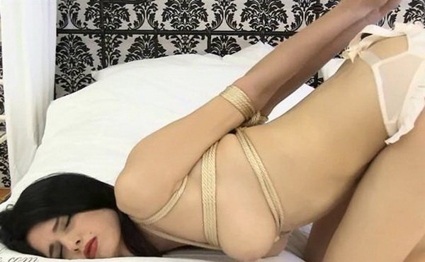 Message, Bondage elbows tie interesting