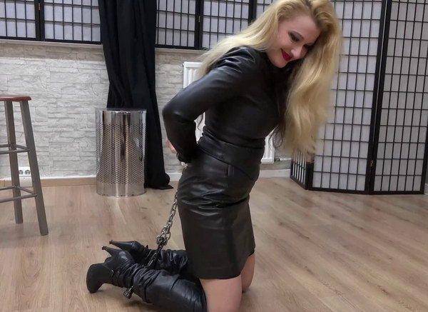 Join bondage leather free are