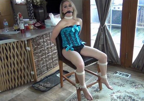 Free sitting bondage