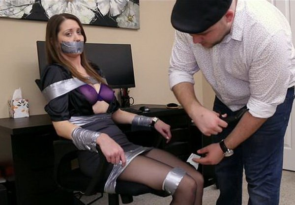 Best of Boss Secretary Bondage