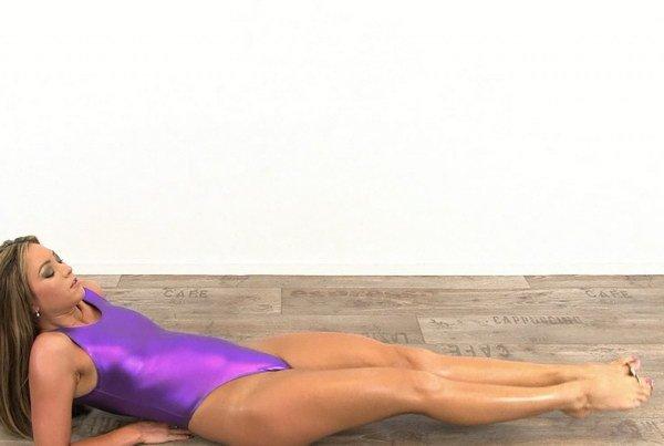 Bikini kara lavender monaco