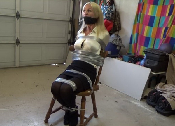 School teacher tied up and gagged 2