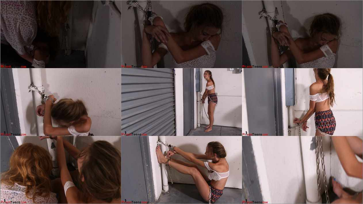 pink-cuffs] summer drugged and kidnapped video handcuffed and