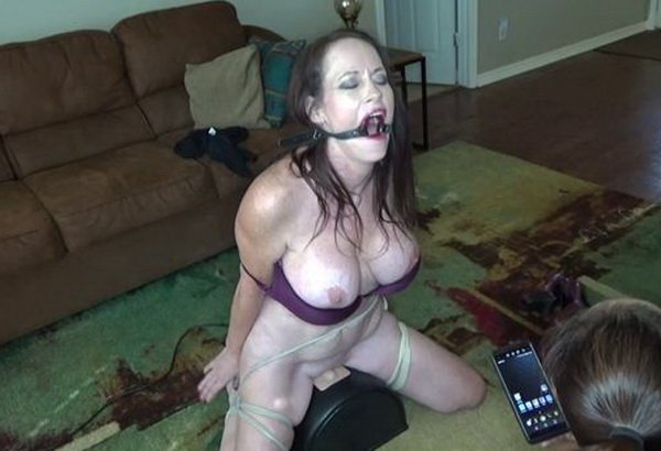 Amazon Big Tit Milf Sherry Stunns Made To Fuck The Sybian At