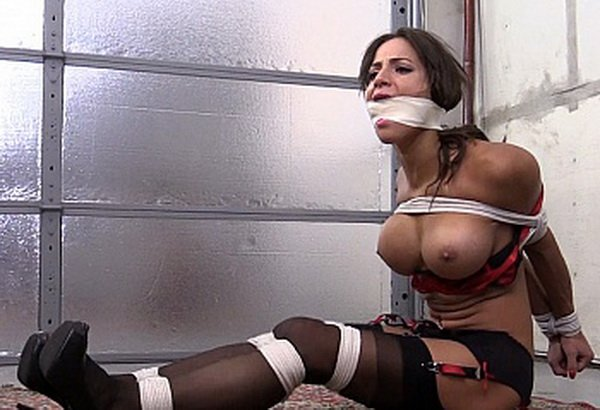 Submissive bondage sluts