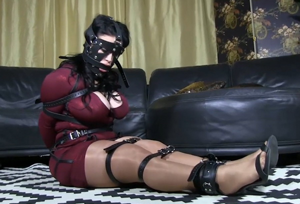 Bondage models new video clips