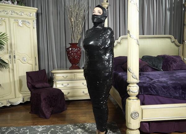 Bdsm mummification tgptures