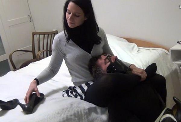 Bondage Slave Fucked Hard