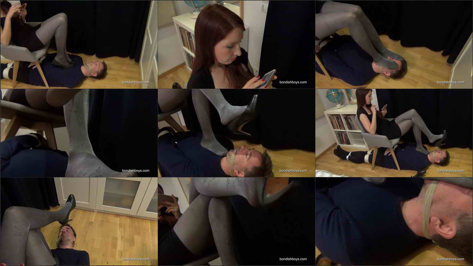 Her feet in pantyhose, laura dore wet hairy pussy nude