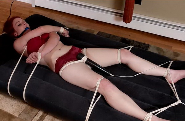 Hana Rope Bondage Vs The Air Pump At General - Download -6964