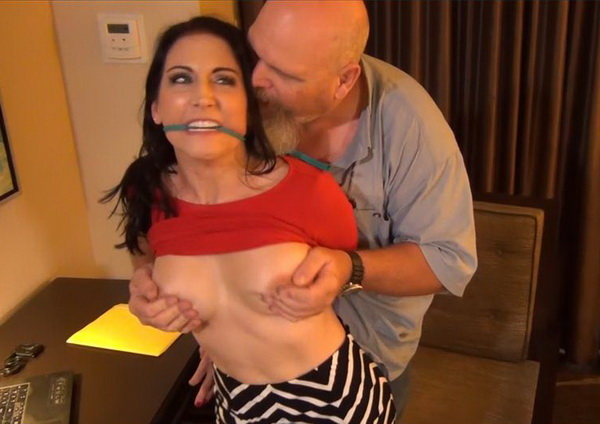 Wife bondage public humiliation