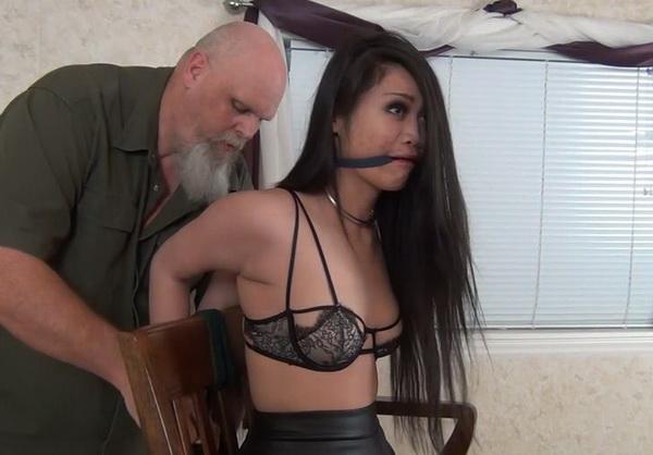 Fcking hot!!!!!!!!!! bondage video the kat