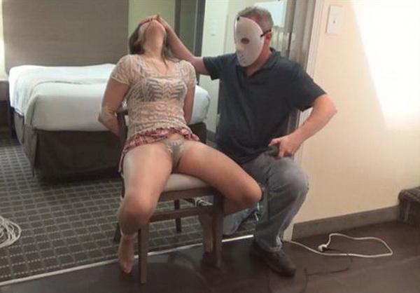 Apologise, Pantyhose bondage orgasm assured, what