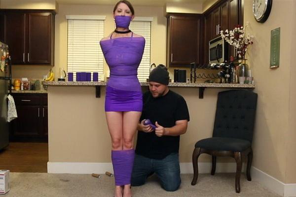 Really. agree tight mummification bondage