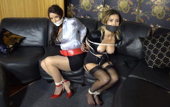 With you big tits bondage video