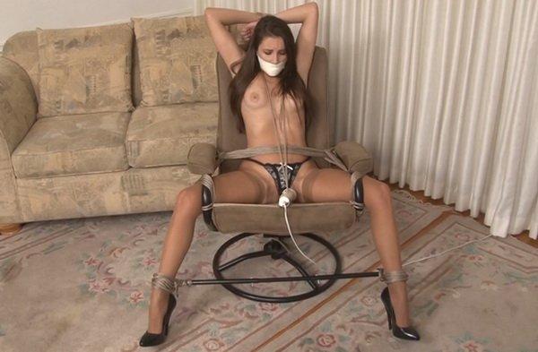 Bondage Orgasms Panties
