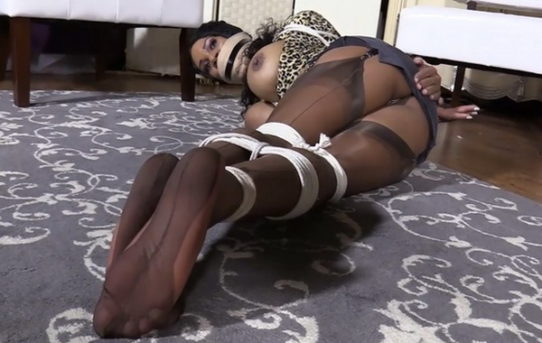 Meet Dawn Isabella First Time In Bondage