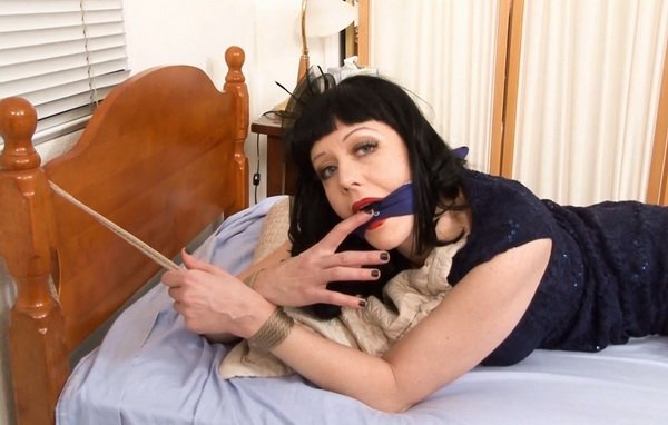 Tied Teen Bondage Torture
